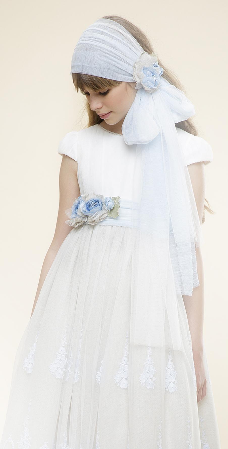 vestido comunion niña verano 2021